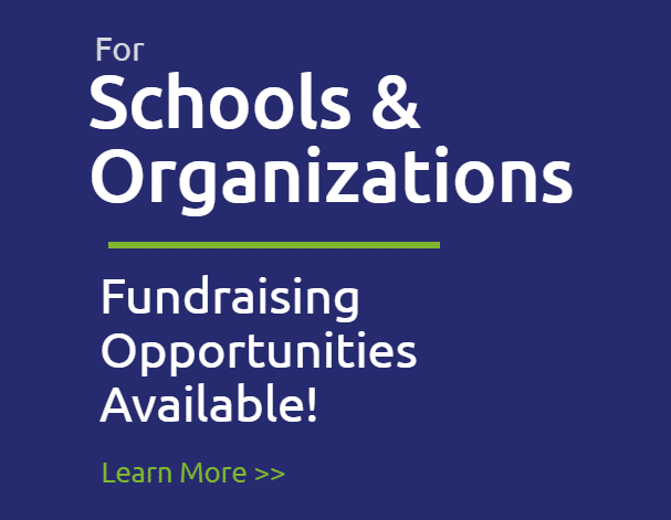 Data Recycling NE Schools and Organizations Fundraising Text